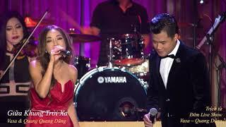 Trích từ Đêm Nhạc Live Show : Vasa & Quang Dũng