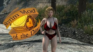 Skyrim Mod of the day: Nephilim