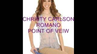CHRISTY CARLSON ROMANO - POINT OF VIEW