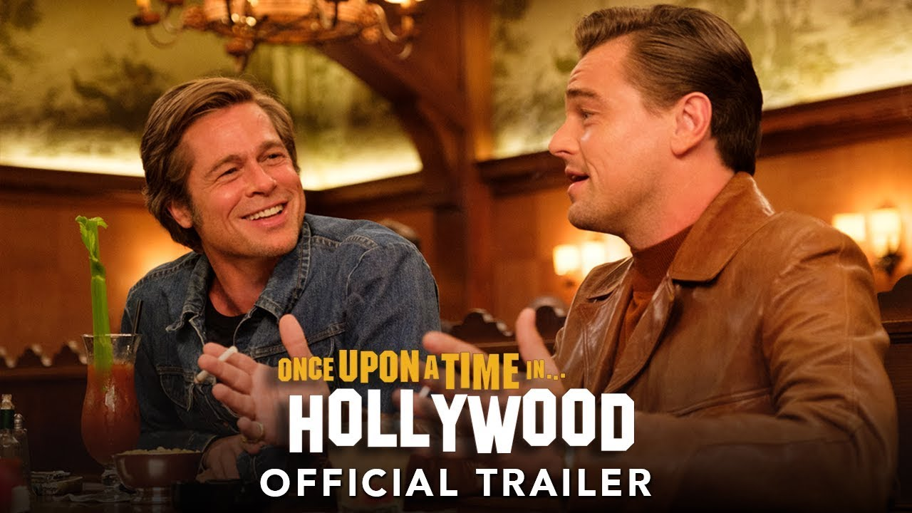 Trailer för Once Upon a Time… in Hollywood
