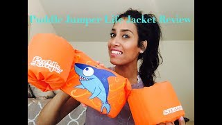 Puddle Jumper Life Jacket Review