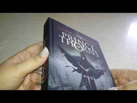 Review - Livro Prince Of Thorns