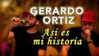 """Gerardo Ortiz y Kevin Ortiz cantan """"Eres Flor Hermosa"""" acustico #AsiEsMiHistoria Fenomeno Sessions"""
