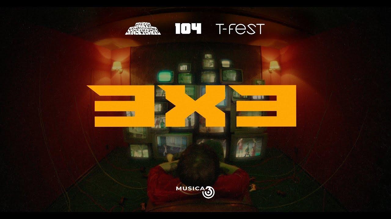 Скриптонит ft. 104, T-Fest — 3×3