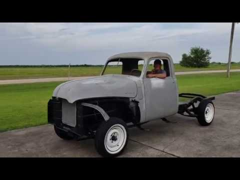 1950 GMC Builder Jimmy Thompson Willie Moore