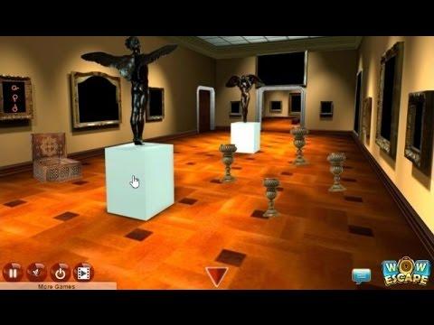 National History Museum Escape walkthrough Wowescape.