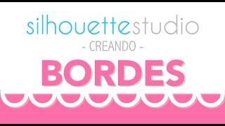 Creando bordes en Silhouette Studio - Video Cápsula #6 + RESPUESTAS