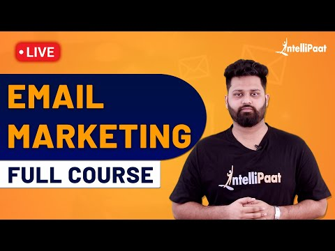 Email Marketing For Beginners | Email Marketing Course | Email ...