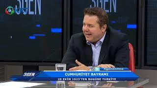 3GEN | Çetin Ünsalan | Selçuk Geçer | Oğul Aktuna | 29.10.2018