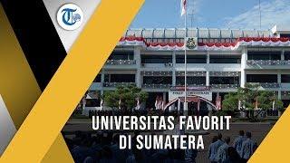 Universitas Sumatera Utara - PTN Favorit Kota Sumatera