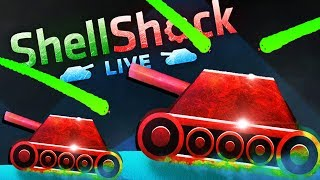 ATTACK of the SNAKE GRENADES! - Shellshock Live Gameplay