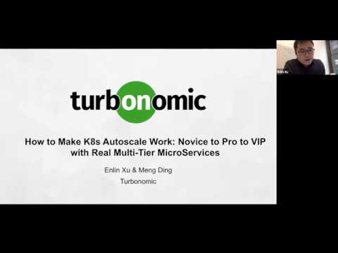 How to make K8s autoscale work: novice to pro to VIP with real multi-tier MicroServices