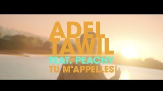 "Adel Tawil Feat. Peachy ""Tu M'appelles"" (Teaser)"