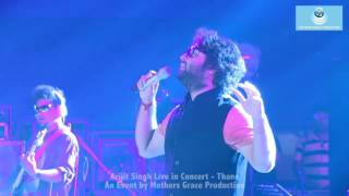 Arijit Singh Live in Concert   Thane HD