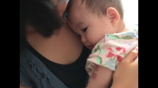 赤ちゃんからママへ…拡散続ける詩に涙