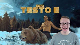 SSIO   TESTO E (Official Video) Reaction