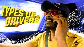 Types of car drivers - An exact scenario | Jump Cuts | Hari&Naresh