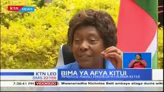Naibu wa rais William Ruto awaongoza viongozi katika mazishi ya Nicholas Bett