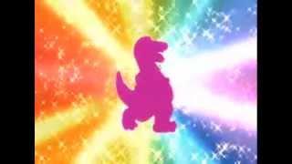Barney, intro  barney y sus amigos