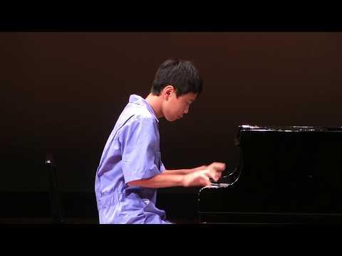 I am piano 報道ステーション ピアノ発表会 男子 Manami morita