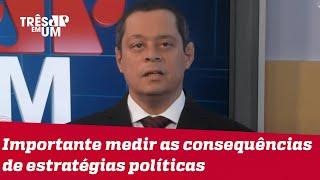 Jorge Serrão: Bolsonaro acerta ao indicar que o problema do Brasil é a corrupção
