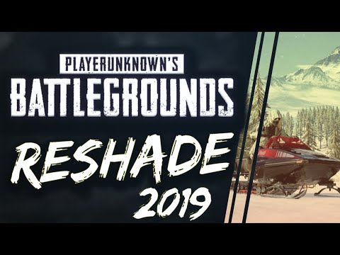 Pubg Banned Reshade | STAMP TUBE