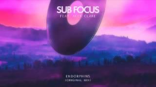 Sub Focus feat Alex Clare - Endorphins LYRICS HD