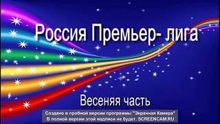 Ставки Россия Премьер - лига 21 тур 2018 год