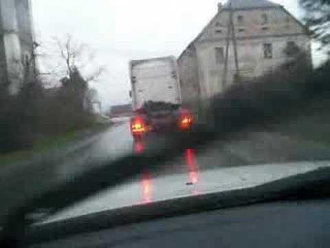 Scania drift