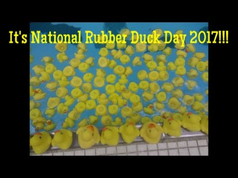 National Rubber Duck Day at Howell Aquatic Center! 2017