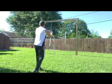 easy way to make bola nonlethal weapon