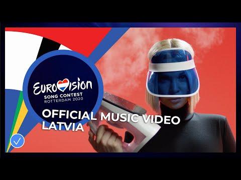 Samanta Tīna - Still Breathing - Latvia 🇱🇻 - Official Music Video - Eurovision 2020