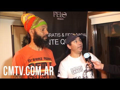 Fidel Nadal video Fidel Nadal y Pablo Lescano - Entrevista | Julio | 2017