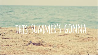 maroon 5 - This summer's gonna hurt like a mother f***er (lyric video)