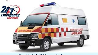 Get ICU Ambulance Service in Jamshedpur and Bokaro at Low-Rate by King