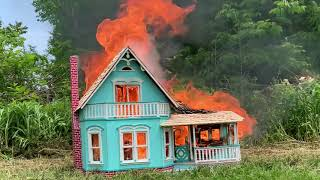 Four Minutes Of Fire - A Doll House Down
