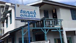 Tanah Ombak, Ruang Baca di Padang Barat Tingkatkan Minat Baca dan Kreatifitas Anak anak