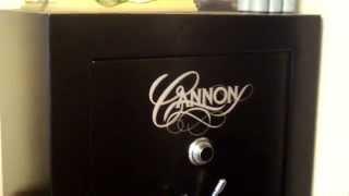 Electronic Lock Failure on Cannon Gun Safe