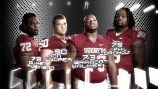 University of Oklahoma pre-game video for 2008-09 BCS Championship