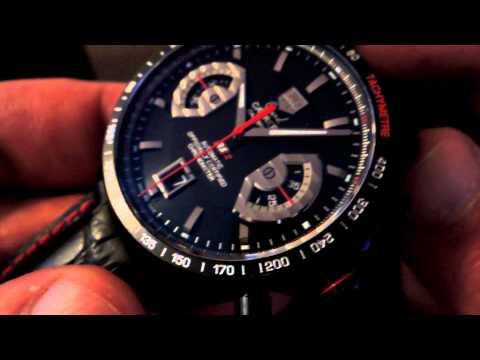 Tag Heuer Grand Carrera Chronograph Calibre 17 RS 2