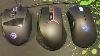 Lenovo Y Gaming Precision Mouse Unboxing and Review: It Doesn