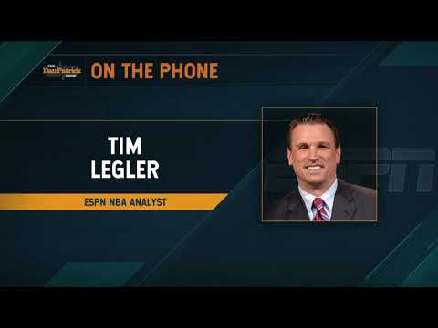 ESPN's Tim Legler Talks Klay, Kawhi, Giannis & More w/Dan Patrick | Full Interview | 5/24/19