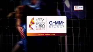 UEFA Women's EURO 2013 : อิตาลี-ฟินแลนด์   สวีเดน-เดนมาร์ค