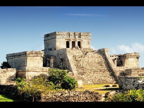 Full Guided Walking Tour of Tulum Mayan Ruins
