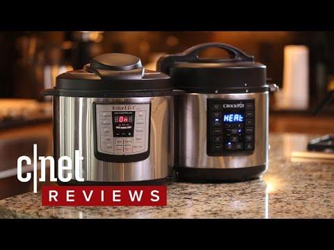 Instant Pot vs Crock Pot: Which Should You Buy