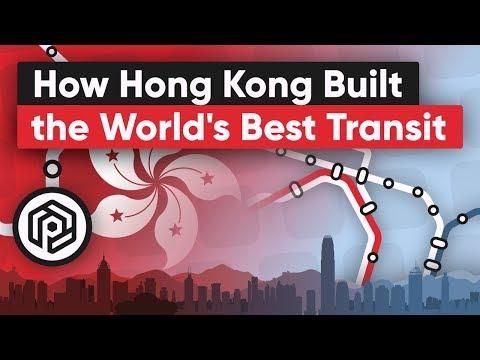 How Hong Kong Built the World's Best Transit 🇭🇰