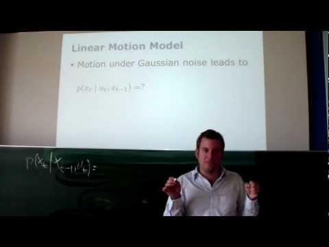 SLAM Course - 03 - Kalman Filter - Cyrill Stachniss - YouTube