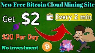 New cloud mining website - 201Tube tv
