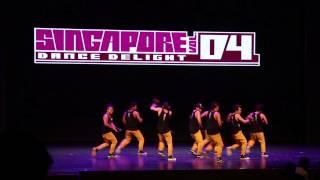 Decada - Singapore Dance Delight Vol. 4 Finals (2013)
