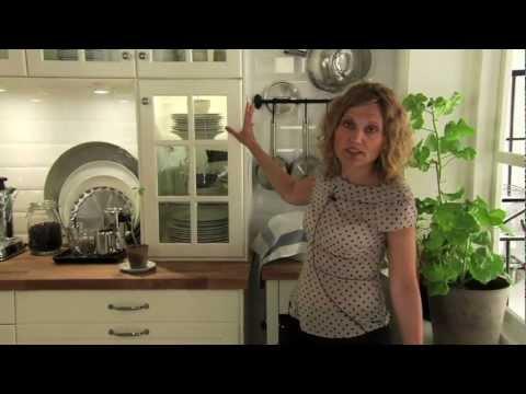 IKEA für kleine Räume: 7 m²  Küche für die größten Rezepte